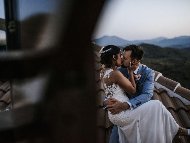 La boda de Max y Ana en Alhaurin El Grande, Málaga 127
