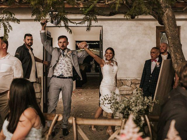 La boda de Max y Ana en Alhaurin El Grande, Málaga 132