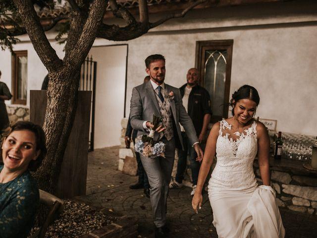 La boda de Max y Ana en Alhaurin El Grande, Málaga 133