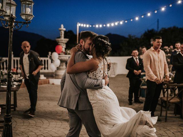 La boda de Max y Ana en Alhaurin El Grande, Málaga 135