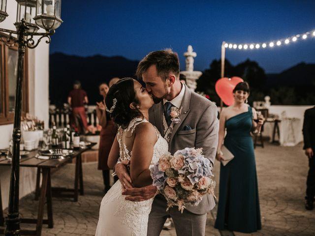 La boda de Max y Ana en Alhaurin El Grande, Málaga 136