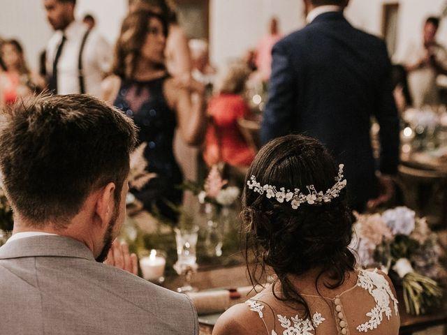 La boda de Max y Ana en Alhaurin El Grande, Málaga 137