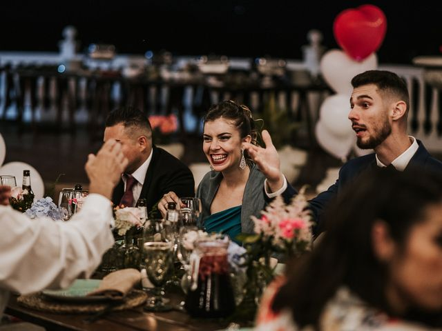 La boda de Max y Ana en Alhaurin El Grande, Málaga 140