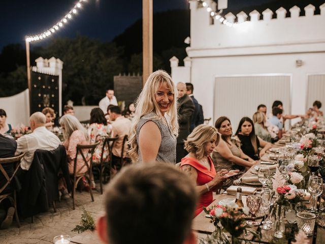 La boda de Max y Ana en Alhaurin El Grande, Málaga 141