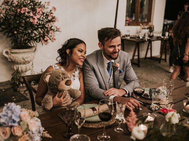 La boda de Max y Ana en Alhaurin El Grande, Málaga 142