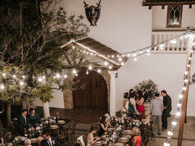 La boda de Max y Ana en Alhaurin El Grande, Málaga 144