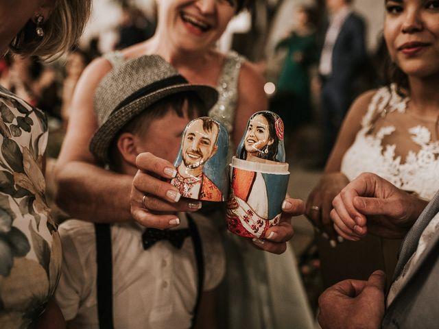La boda de Max y Ana en Alhaurin El Grande, Málaga 146