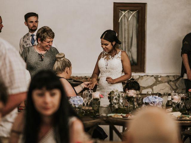 La boda de Max y Ana en Alhaurin El Grande, Málaga 153