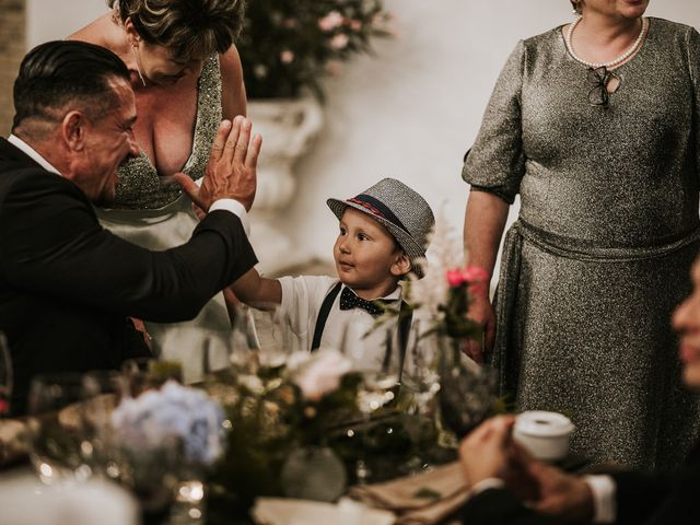 La boda de Max y Ana en Alhaurin El Grande, Málaga 155