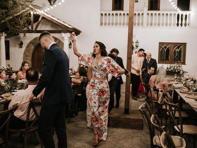 La boda de Max y Ana en Alhaurin El Grande, Málaga 157