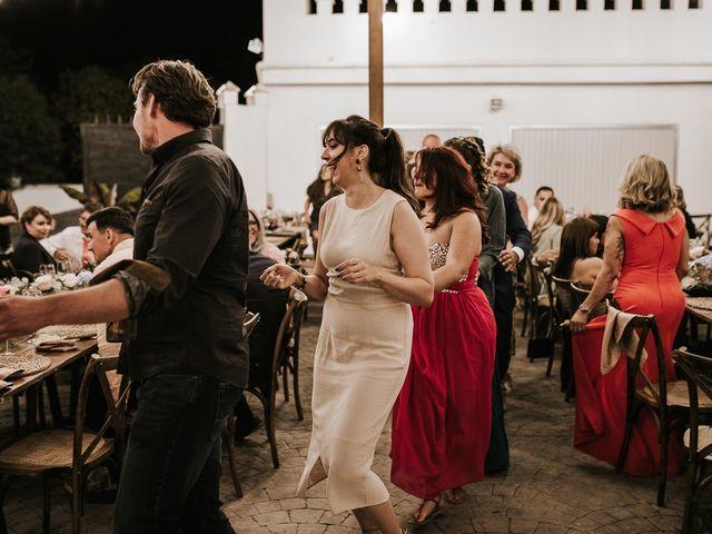 La boda de Max y Ana en Alhaurin El Grande, Málaga 159