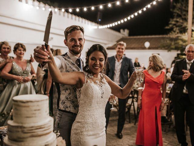 La boda de Max y Ana en Alhaurin El Grande, Málaga 163