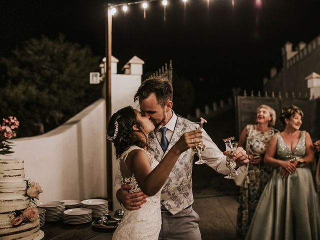 La boda de Max y Ana en Alhaurin El Grande, Málaga 166