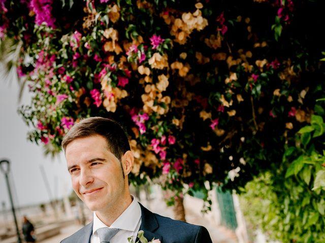 La boda de Hugo y Clarisa en Benicàssim/benicasim, Castellón 4