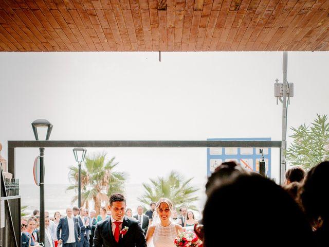La boda de Hugo y Clarisa en Benicàssim/benicasim, Castellón 16