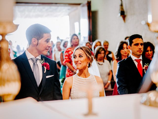La boda de Hugo y Clarisa en Benicàssim/benicasim, Castellón 20