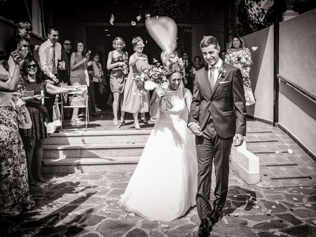 La boda de Hugo y Clarisa en Benicàssim/benicasim, Castellón 1