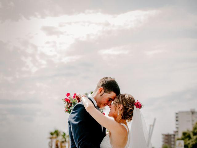 La boda de Clarisa y Hugo