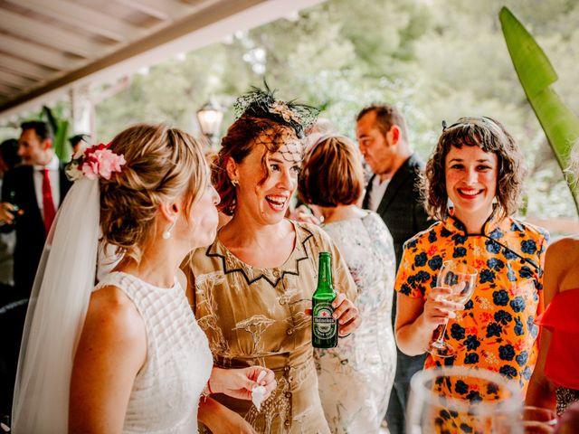 La boda de Hugo y Clarisa en Benicàssim/benicasim, Castellón 25