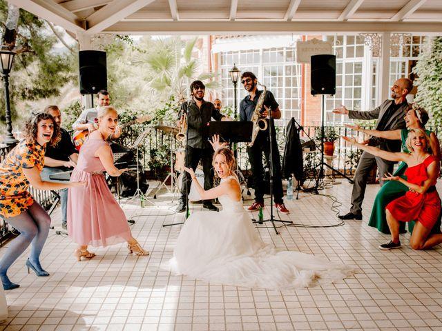 La boda de Hugo y Clarisa en Benicàssim/benicasim, Castellón 27
