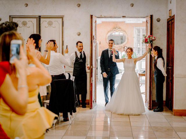 La boda de Hugo y Clarisa en Benicàssim/benicasim, Castellón 31