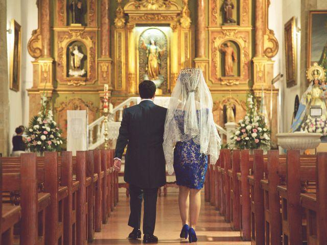 La boda de Esteban y Sandra en Argamasilla De Alba, Ciudad Real 5