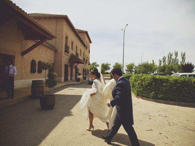 La boda de Esteban y Sandra en Argamasilla De Alba, Ciudad Real 12