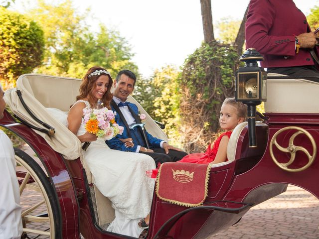La boda de Lisa y Sonia en El Olivar, Almería 5