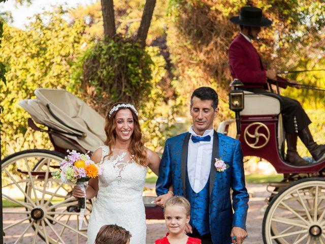 La boda de Lisa y Sonia en El Olivar, Almería 6