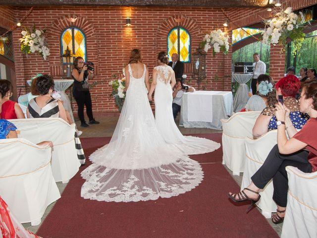 La boda de Lisa y Sonia en El Olivar, Almería 8