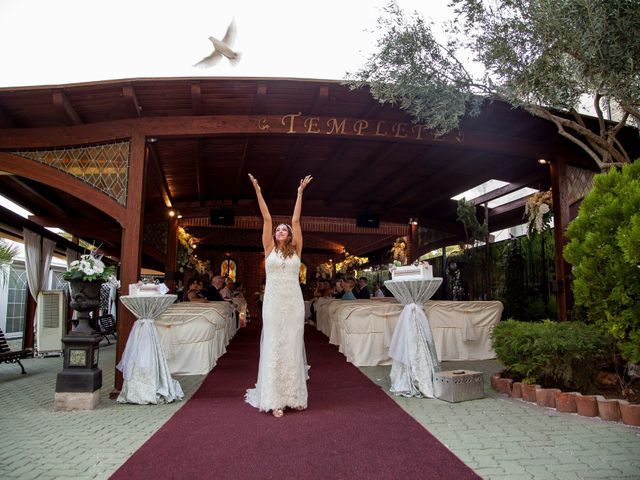 La boda de Lisa y Sonia en El Olivar, Almería 10