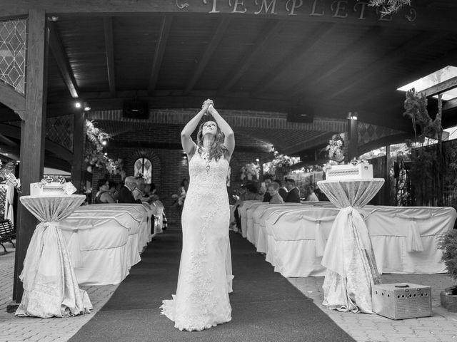 La boda de Lisa y Sonia en El Olivar, Almería 11