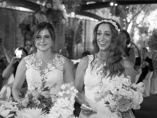 La boda de Lisa y Sonia en El Olivar, Almería 12