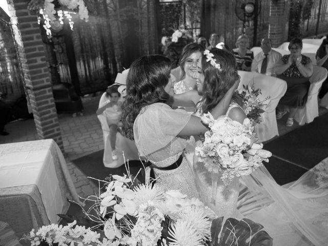 La boda de Lisa y Sonia en El Olivar, Almería 13