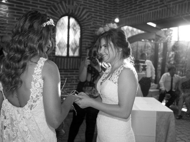 La boda de Lisa y Sonia en El Olivar, Almería 16