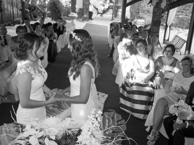 La boda de Lisa y Sonia en El Olivar, Almería 17