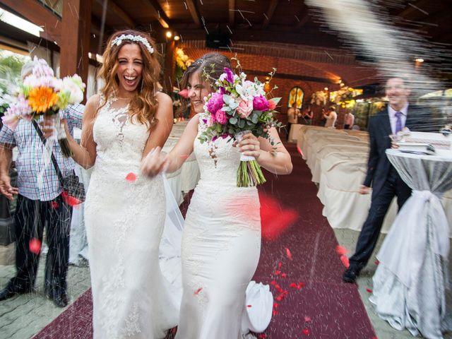 La boda de Lisa y Sonia en El Olivar, Almería 19