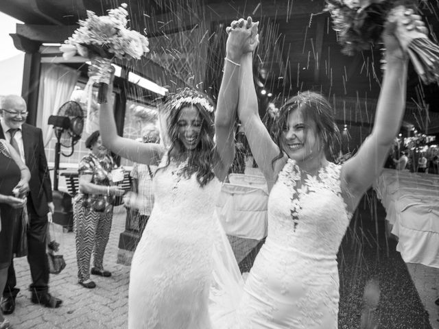 La boda de Lisa y Sonia en El Olivar, Almería 20