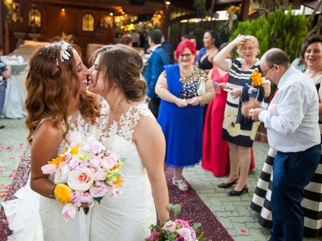 La boda de Lisa y Sonia en El Olivar, Almería 21