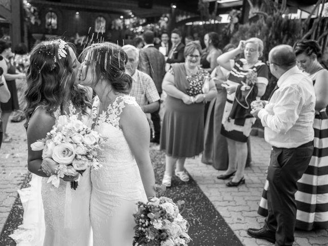 La boda de Lisa y Sonia en El Olivar, Almería 22