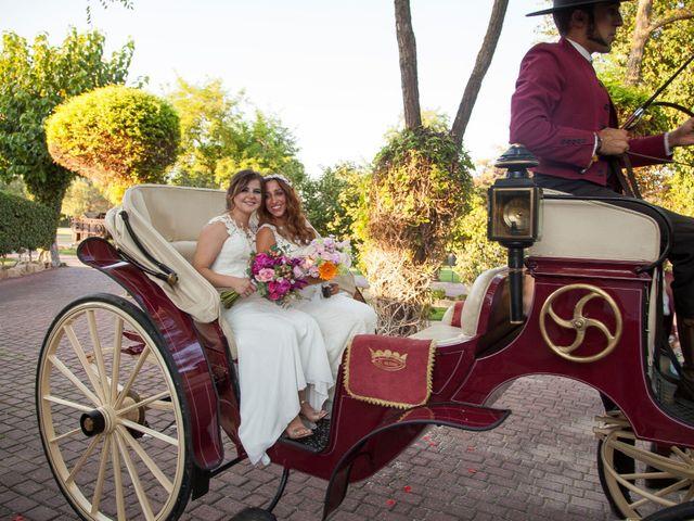 La boda de Lisa y Sonia en El Olivar, Almería 23