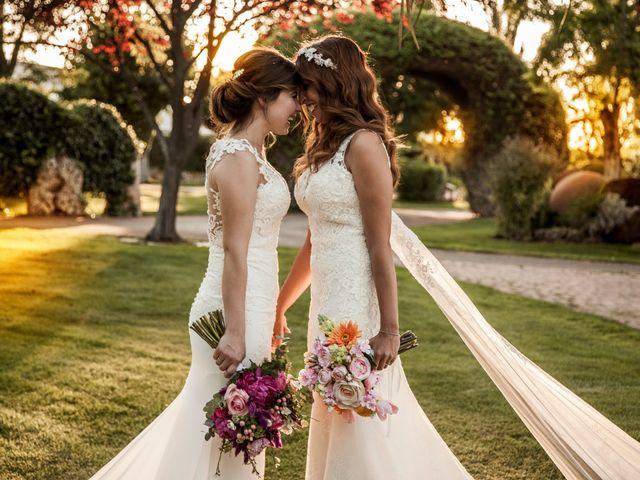 La boda de Lisa y Sonia en El Olivar, Almería 26