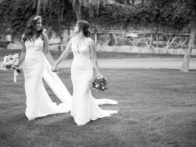 La boda de Lisa y Sonia en El Olivar, Almería 33