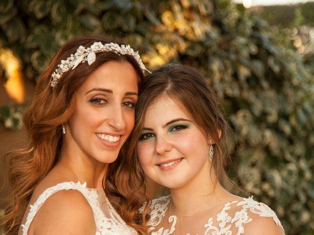 La boda de Lisa y Sonia en El Olivar, Almería 35