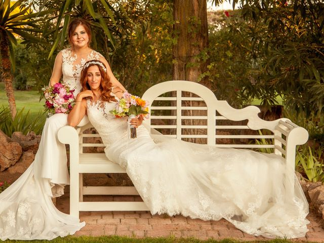 La boda de Lisa y Sonia en El Olivar, Almería 37