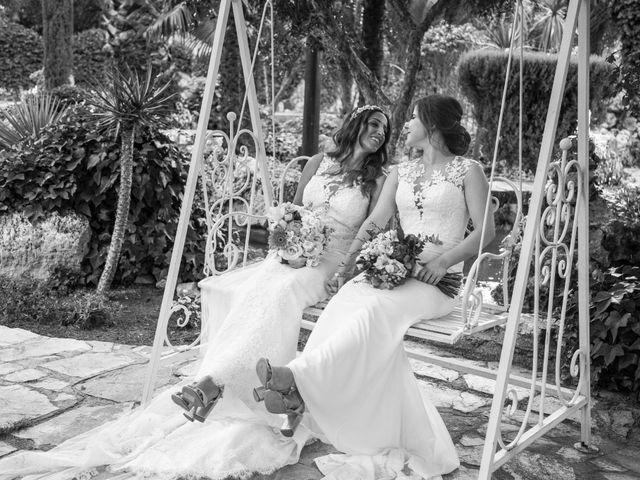 La boda de Lisa y Sonia en El Olivar, Almería 40