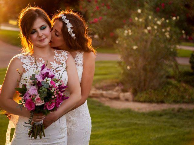 La boda de Lisa y Sonia en El Olivar, Almería 43
