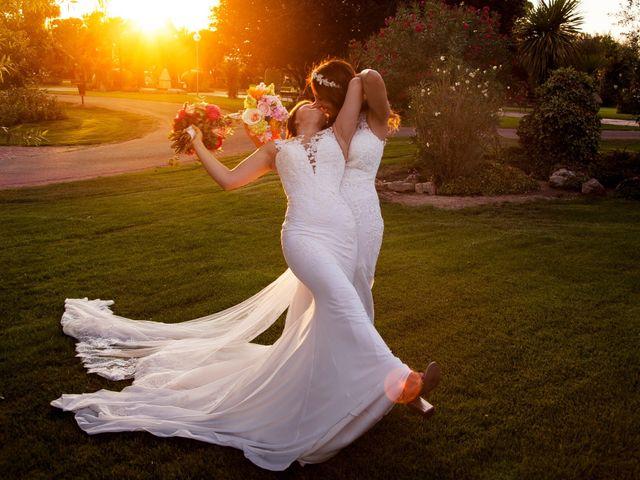 La boda de Lisa y Sonia en El Olivar, Almería 44