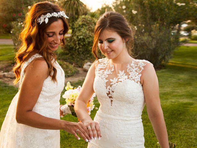 La boda de Lisa y Sonia en El Olivar, Almería 48