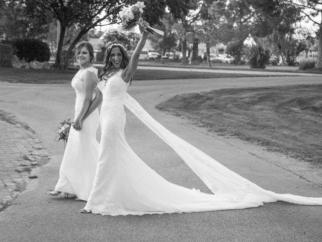 La boda de Lisa y Sonia en El Olivar, Almería 49